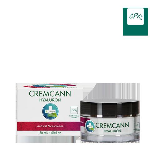 Annabis Cremcann Hyaluron крем против стареене с хиалуронова киселина конопено семе
