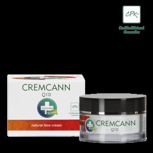 Annabis Cremcann Q10 натурален крем против бръчки